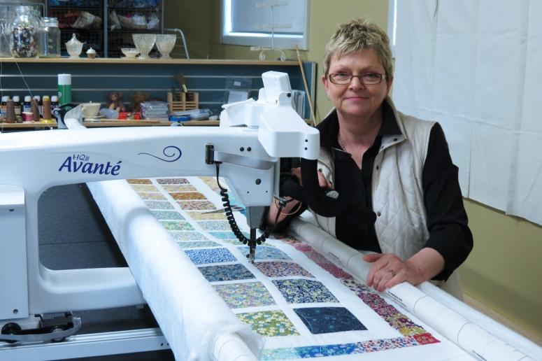 Sherrie T Jewson Textile Artist